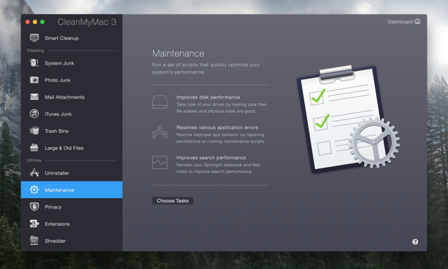 Regular maintenance for your Mac
