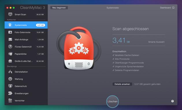 Gewusst wie: Cache unter Mac OS X entleeren | Cache-Datei auf dem Mac löschen