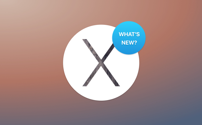 The New Features of OS X Yosemite
