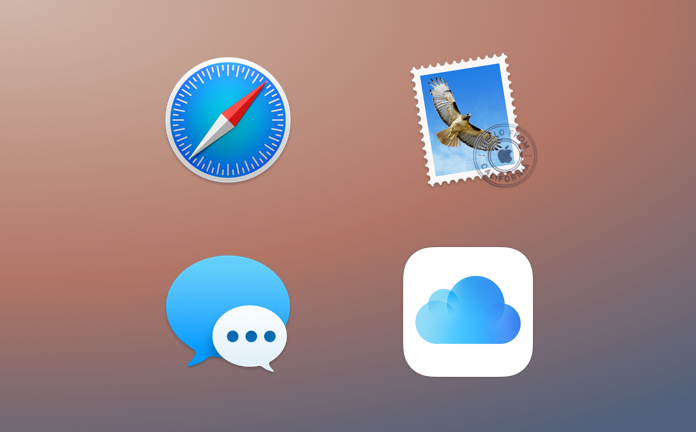 Native apps in OS X Yosemite