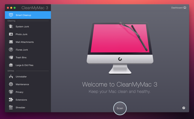 Keep your Mac clean and healthy