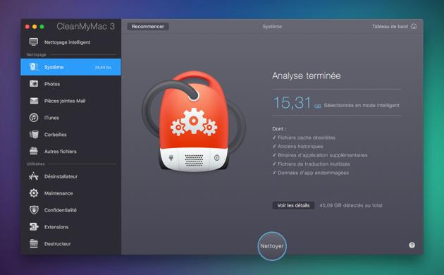 Vider le cache sous Mac OS X | Nettoyage des fichers cache sur Mac