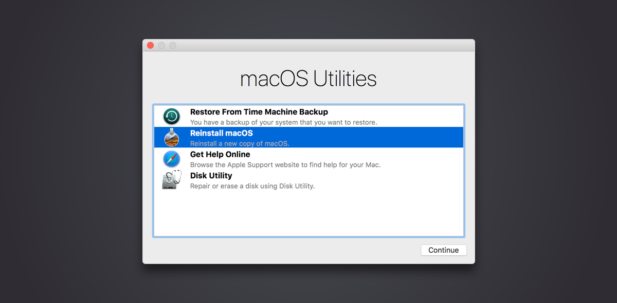 How To Restore My Mac In Recovery Or Internet Recovery Mode