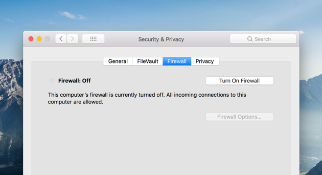 enable-firewall-mac