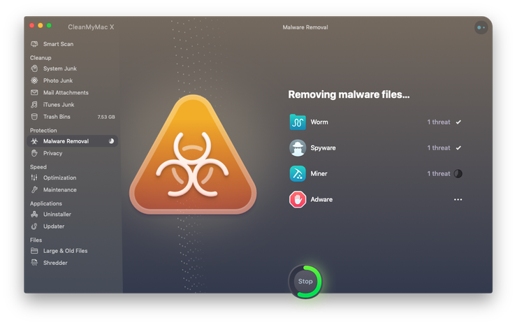 scan-mac-for-malware  How to run a Mac virus scanner Malware 20removal 20  20cleanup 20in 20progress  Single Post Template 28 Malware 20removal 20  20cleanup 20in 20progress