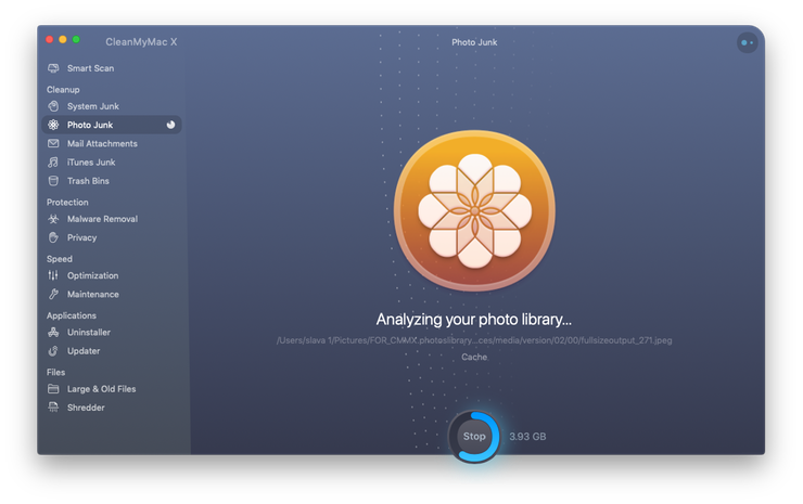 How to access the iCloud Photo Library on your Mac
