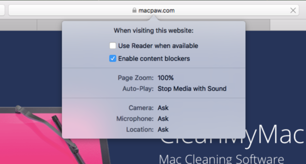 How to Install an Adblocker for Safari