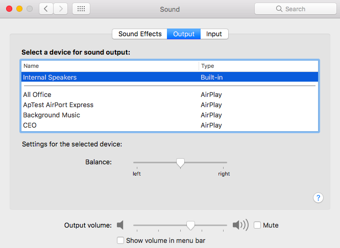 check-sound-settings