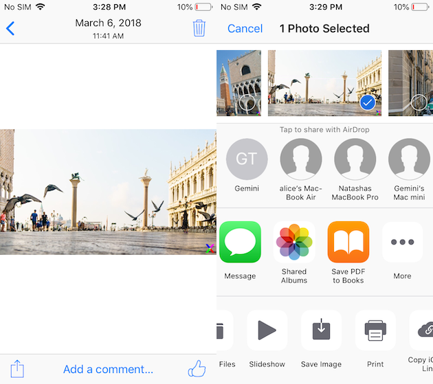 How to download photos from iCloud to your iPhone