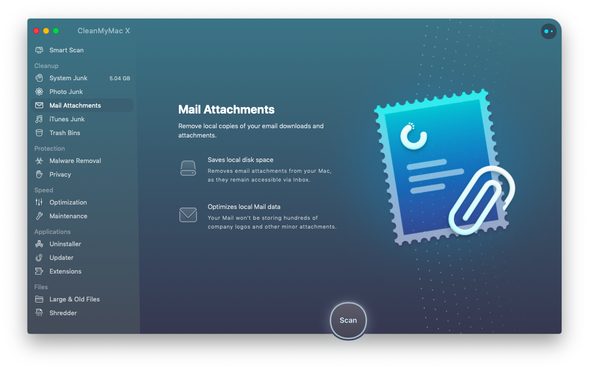 remove attachments from Mail the easy way