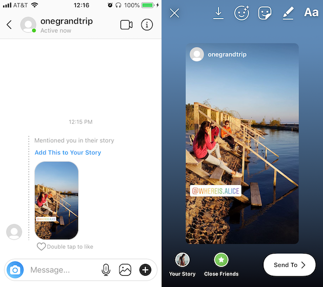 How to repost Instagram Stories, photos, and videos