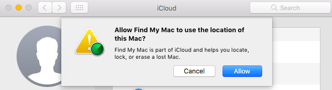 mac serial number lookup stolen