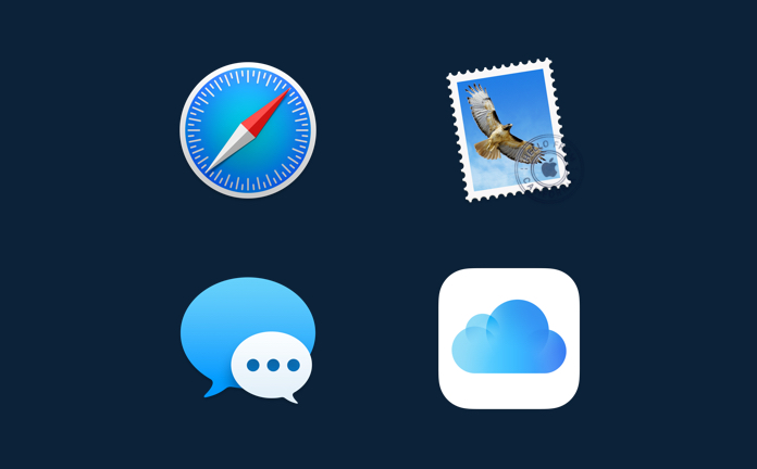 Improved Apps in OS X Yosemite