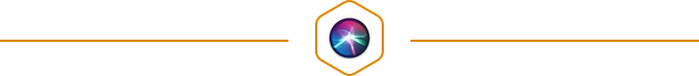 new Siri for High Sierra