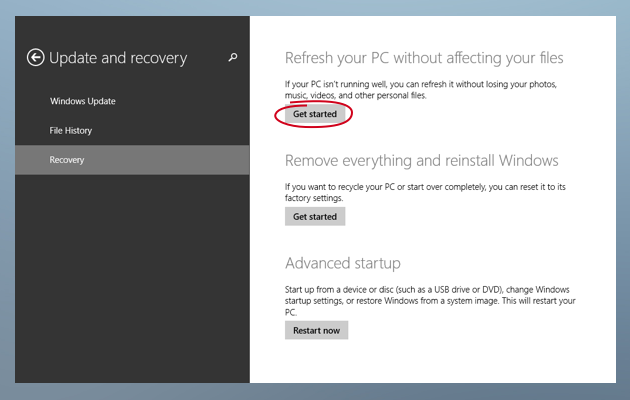 how do i remove programs from starting up when i turn on my computer