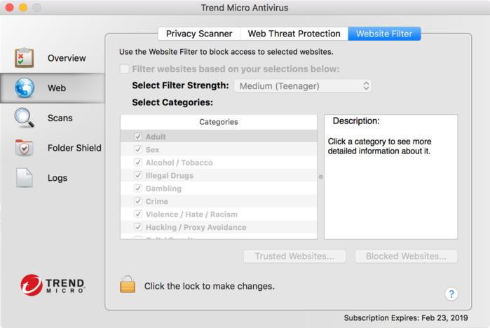 The best antivirus software for Mac