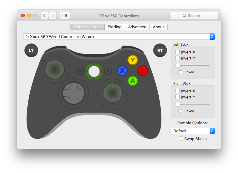Connect an Xbox One Controller to Your Mac